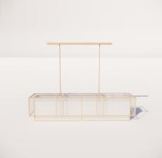 造型吊灯11_Sketchup模型