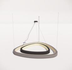 造型吊灯127_Sketchup模型