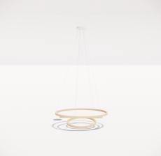 造型吊灯128_Sketchup模型