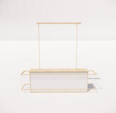 造型吊灯12_Sketchup模型