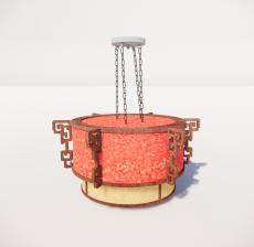 造型吊灯143_Sketchup模型
