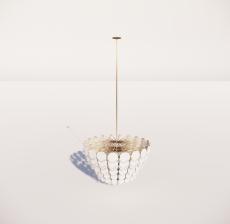 造型吊灯28_Sketchup模型