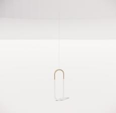 造型吊灯37_Sketchup模型