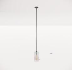 造型吊灯39_Sketchup模型