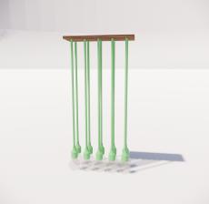 造型吊灯47_Sketchup模型