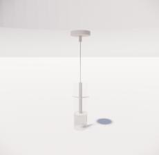 造型吊灯49_Sketchup模型