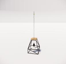 造型吊灯53_Sketchup模型
