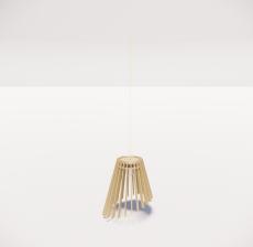 造型吊灯57_Sketchup模型