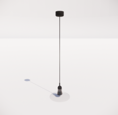 造型吊灯66_Sketchup模型