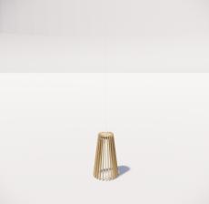 造型吊灯71_Sketchup模型