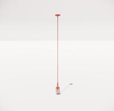 造型吊灯73_Sketchup模型