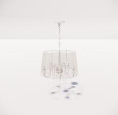造型吊灯85_Sketchup模型