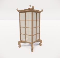 造型吊灯86_Sketchup模型