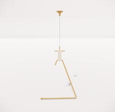 造型吊灯94_Sketchup模型