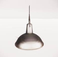 造型吊灯95_Sketchup模型