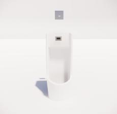 小便器6_Sketchup模型
