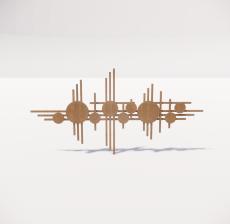 挂件3_Sketchup模型