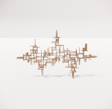 挂件5_Sketchup模型