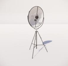 现代轻奢落地灯468_Sketchup模型