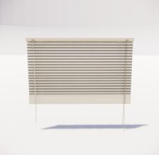 窗帘11_Sketchup模型