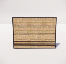 窗帘13_Sketchup模型