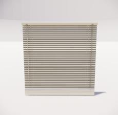 窗帘16_Sketchup模型
