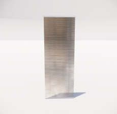 窗帘19_Sketchup模型