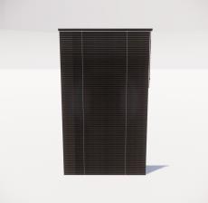 窗帘21_Sketchup模型