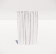 窗帘24_Sketchup模型