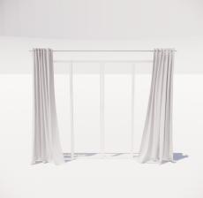 窗帘26_Sketchup模型