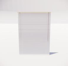 窗帘28_Sketchup模型