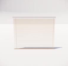 窗帘30_Sketchup模型