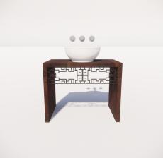 洗手台3_Sketchup模型
