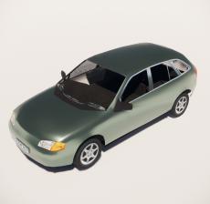 汽车109_Sketchup模型