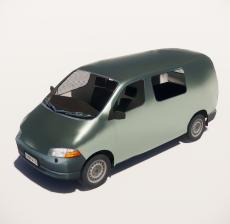 汽车110_Sketchup模型