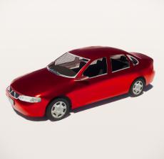 汽车111_Sketchup模型