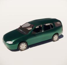 汽车112_Sketchup模型
