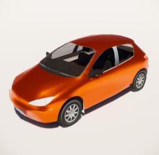 汽车114_Sketchup模型
