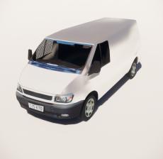 汽车115_Sketchup模型