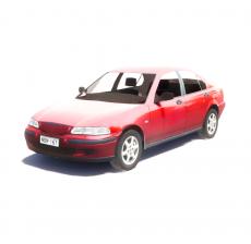 汽车118_Sketchup模型