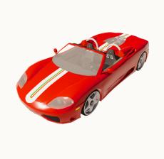 汽车123_Sketchup模型