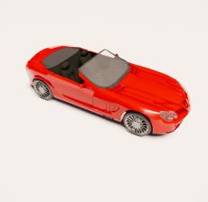汽车153_Sketchup模型