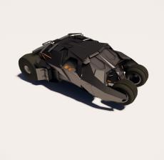 汽车155_Sketchup模型