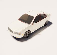 汽车157_Sketchup模型