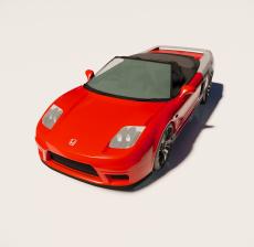 汽车161_Sketchup模型