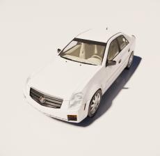 汽车163_Sketchup模型