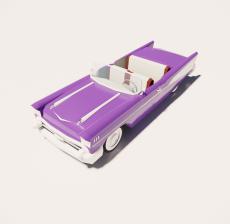 汽车169_Sketchup模型