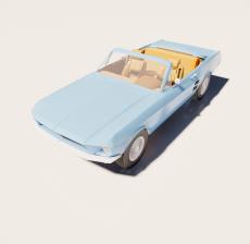 汽车172_Sketchup模型