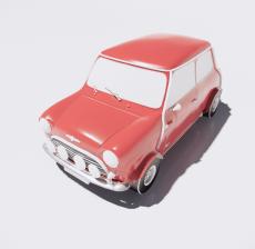 汽车174_Sketchup模型
