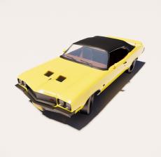 汽车19_Sketchup模型